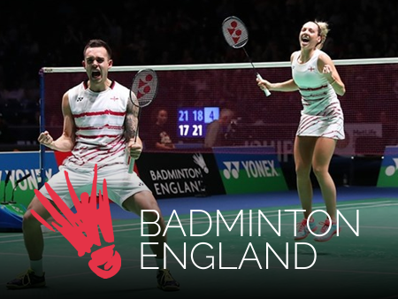 Badminton video from Badminton England