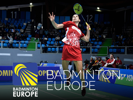 Badminton video from Badminton Europe