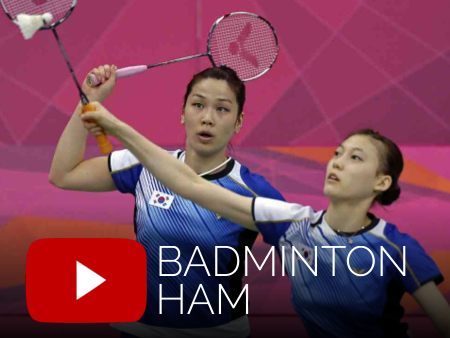 Badminton video from Badminton Ham