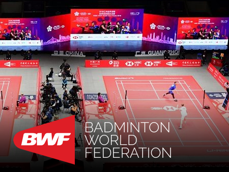 Badminton video from Badminton World Federation