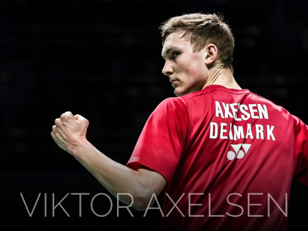 Badminton video from Viktor Axelsen