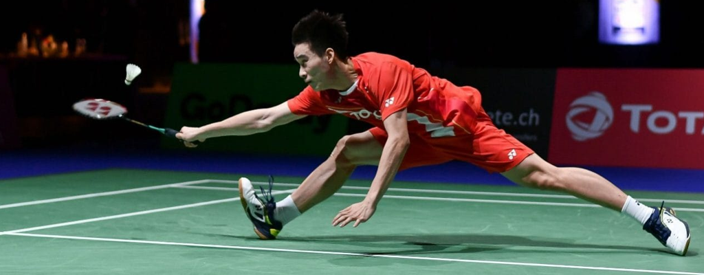 Four steps to a faster you in badminton