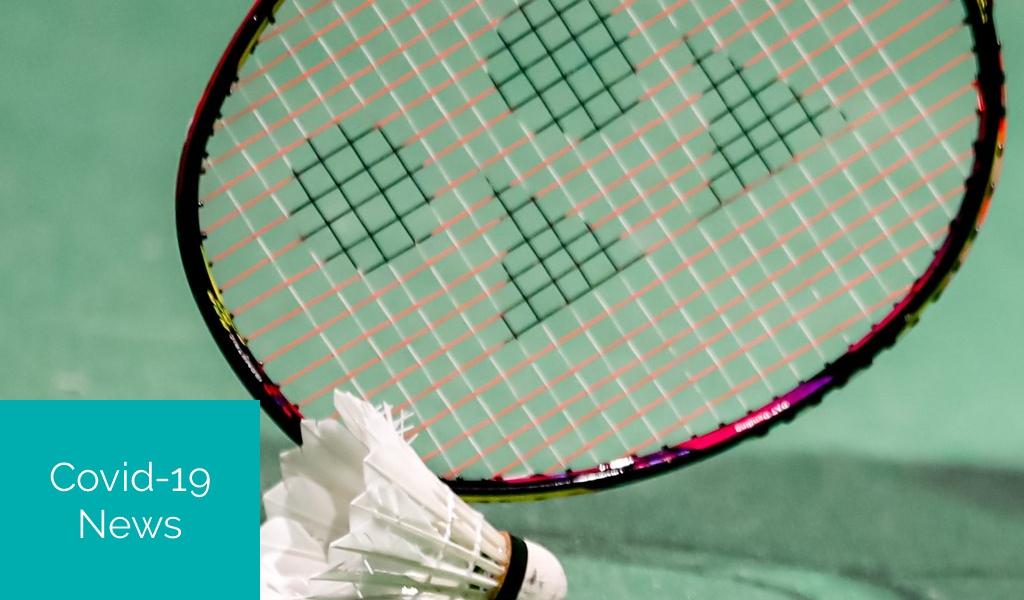 Albury Junior Badminton Club update amid Coronavirus 26082020